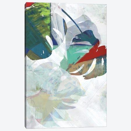 Monstera VII Canvas Print #CII39} by Cartissi Canvas Print