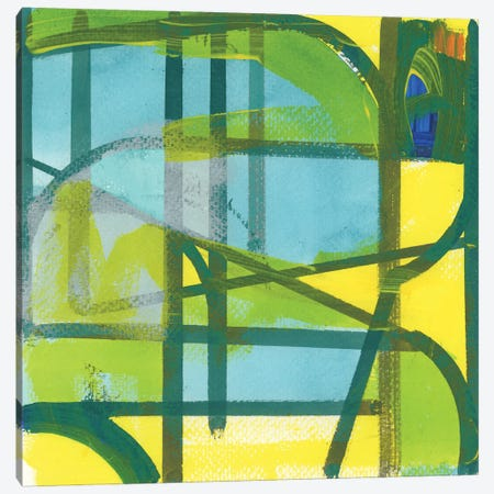 Summer III Canvas Print #CII43} by Cartissi Canvas Wall Art