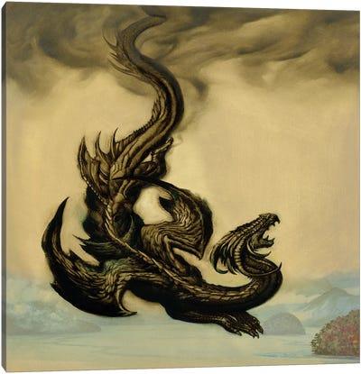 Bolt Canvas Art Print