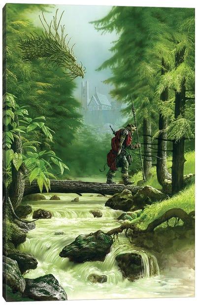Cadmo Canvas Art Print