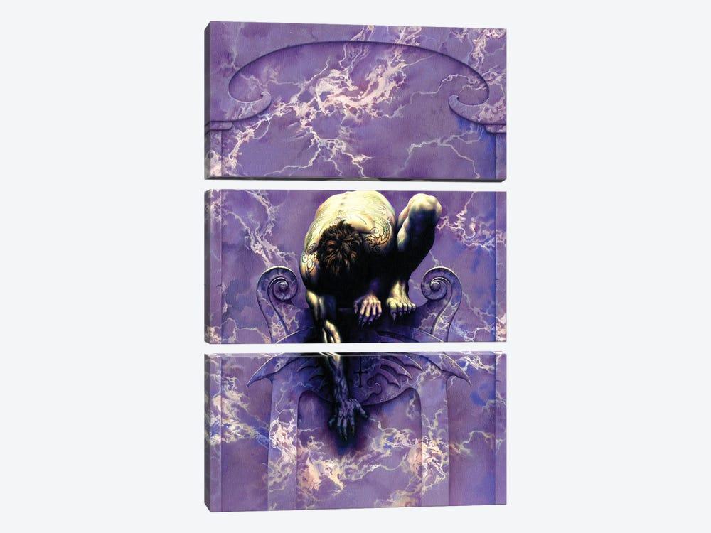 Aluxe by Ciruelo 3-piece Canvas Print