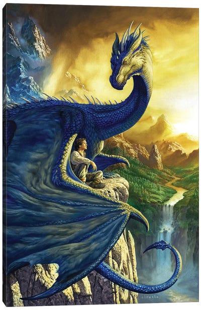 Eragon Canvas Art Print