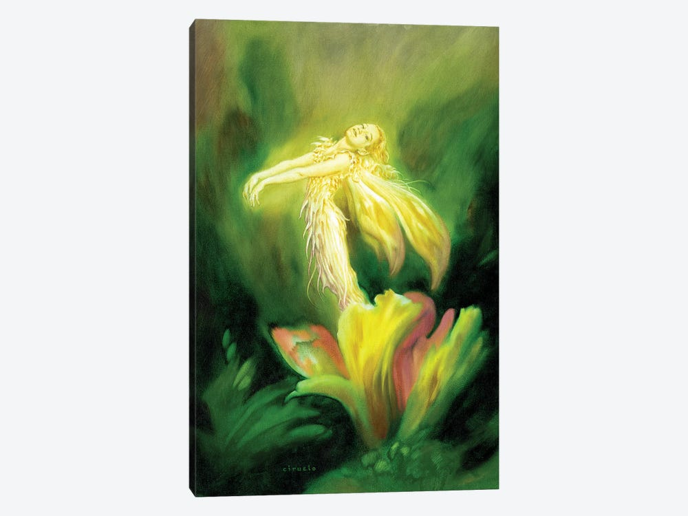 Flower Fairy 1-piece Art Print