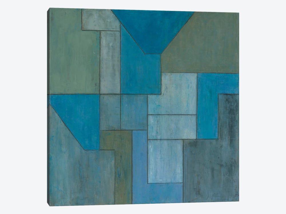 Incognito by Stephen Cimini 1-piece Canvas Art Print