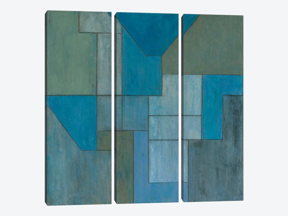 Incognito by Stephen Cimini 3-piece Art Print