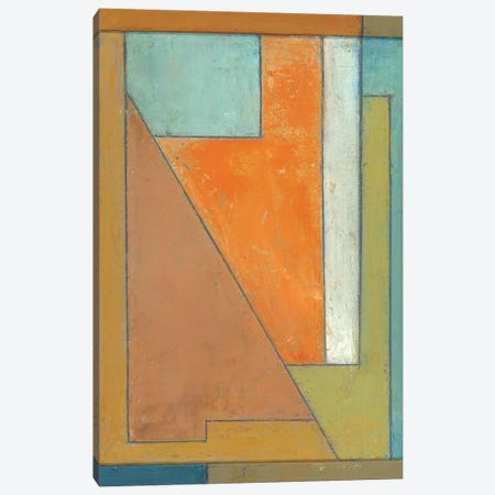 Small Studies Twenty Seven Canvas Print #CIM17} by Stephen Cimini Canvas Art