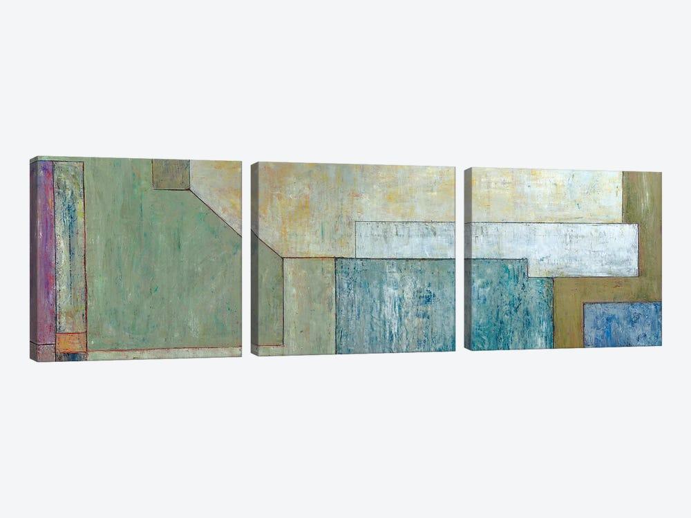 Soft Landing by Stephen Cimini 3-piece Canvas Print