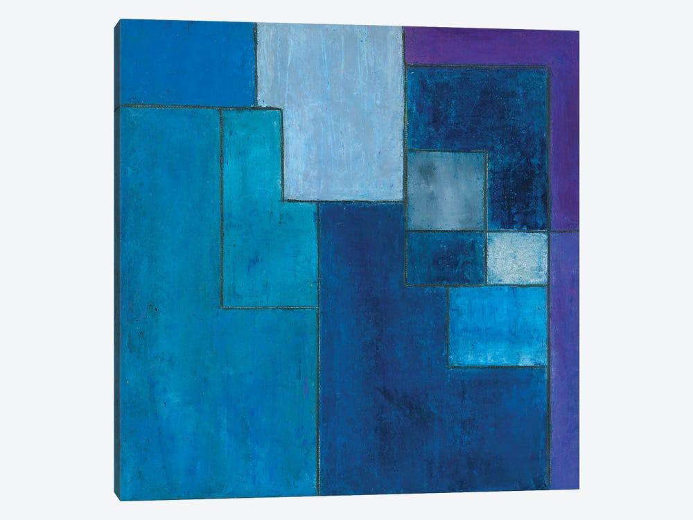 Ultra Blue Violet by Stephen Cimini 1-piece Art Print