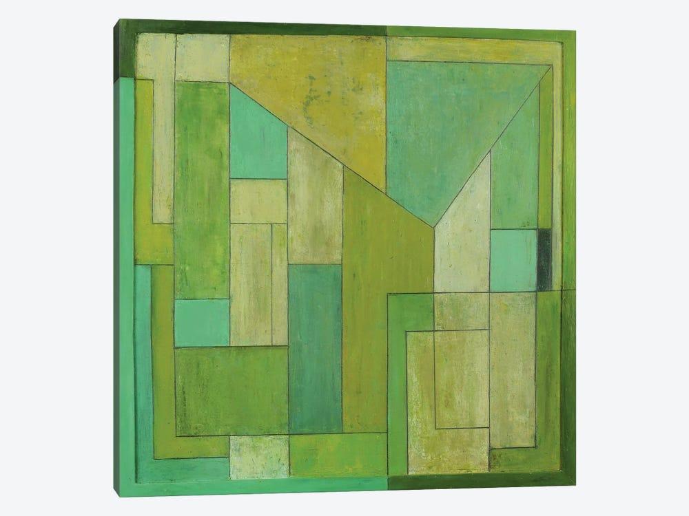 Verdigris by Stephen Cimini 1-piece Canvas Artwork