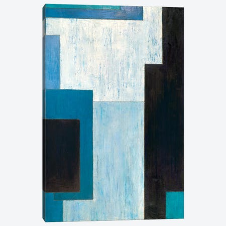 Blue Soul Canvas Print #CIM22} by Stephen Cimini Canvas Artwork
