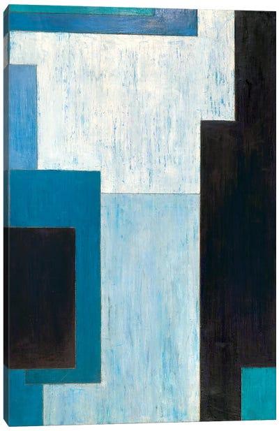 Blue Soul Canvas Art Print