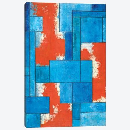 Deconstruction I Canvas Print #CIM23} by Stephen Cimini Canvas Art