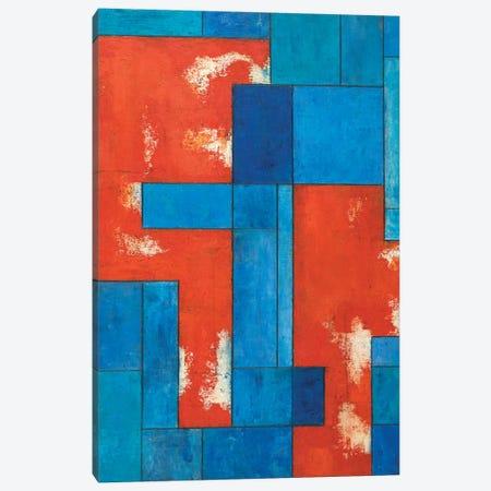 Deconstruction III Canvas Print #CIM25} by Stephen Cimini Canvas Art Print