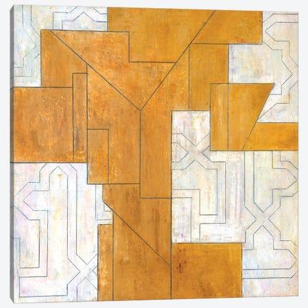 Gold Digger Canvas Print #CIM28} by Stephen Cimini Canvas Art