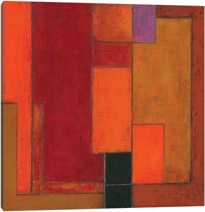Carrot Top Canvas Art Print