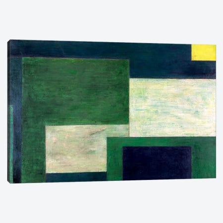 Green Soul Canvas Print #CIM30} by Stephen Cimini Canvas Art Print