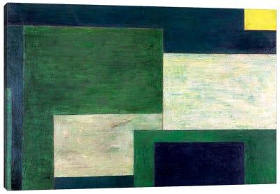Green Soul Canvas Art Print