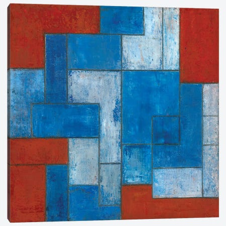 Cornered Canvas Print #CIM3} by Stephen Cimini Canvas Print