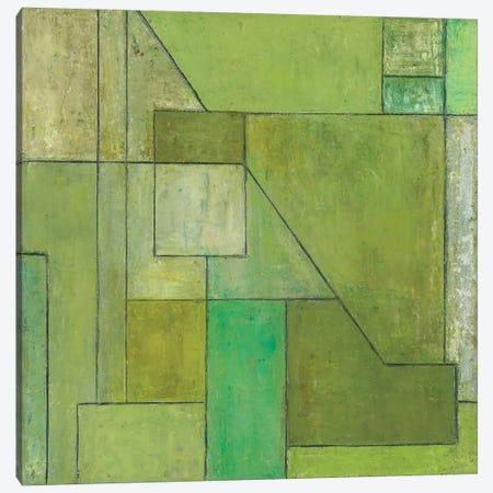 Green Light Canvas Print #CIM5} by Stephen Cimini Canvas Art