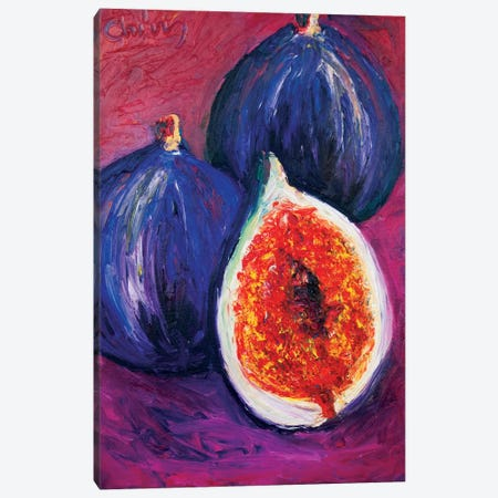 Figs Canvas Print #CIR101} by Chiara Magni Canvas Print