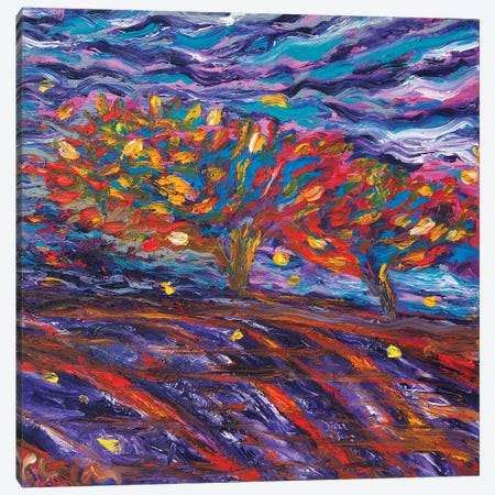 September Wind Canvas Print #CIR105} by Chiara Magni Canvas Art