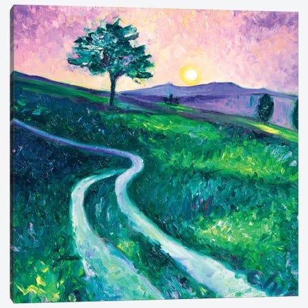 Candy Tree Canvas Print #CIR128} by Chiara Magni Canvas Art Print