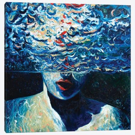 Breathe Canvas Print #CIR134} by Chiara Magni Canvas Art Print