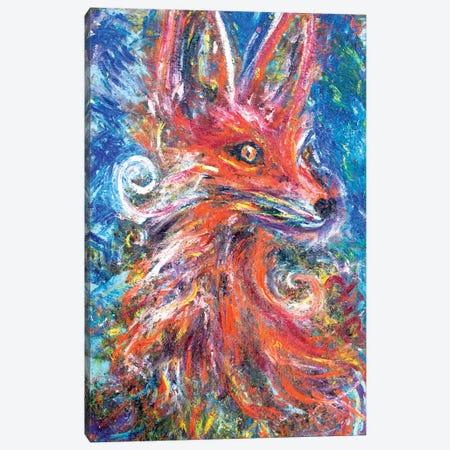 In Memory Of The Fox Canvas Print #CIR151} by Chiara Magni Canvas Artwork