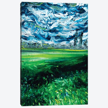 The Shine Of The Storm Canvas Print #CIR159} by Chiara Magni Canvas Artwork