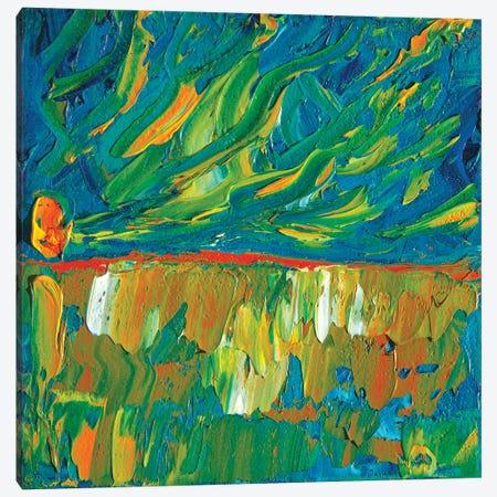 Copper Green Canvas Print #CIR16} by Chiara Magni Canvas Art Print
