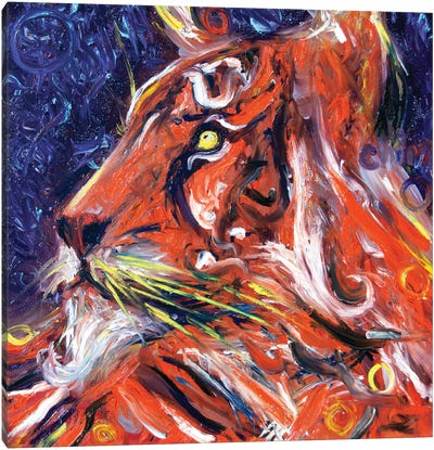 Whiskers I Canvas Art Print