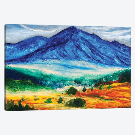 El Nevado De Toluca 3-Piece Canvas #CIR19} by Chiara Magni Canvas Artwork