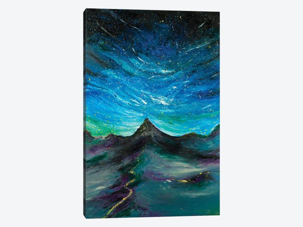 Enchanted Mountain by Chiara Magni 1-piece Canvas Wall Art