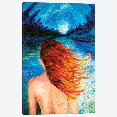 Fearless Canvas Print #CIR24} by Chiara Magni Canvas Art