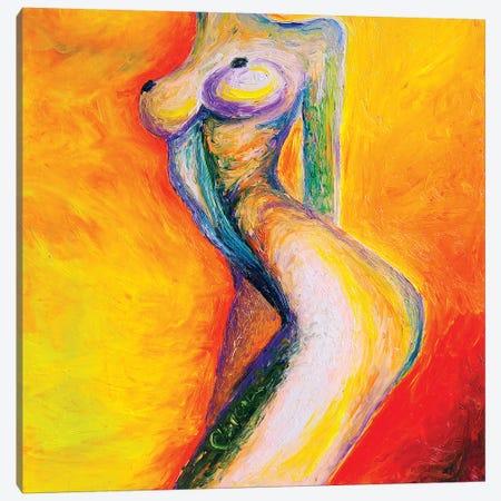 Fuego Canvas Print #CIR30} by Chiara Magni Canvas Artwork