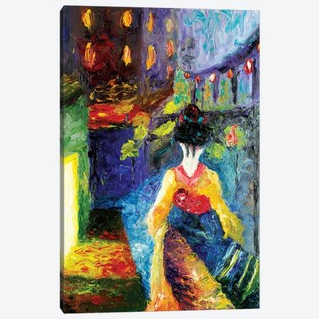 Geiko Canvas Print #CIR36} by Chiara Magni Canvas Print