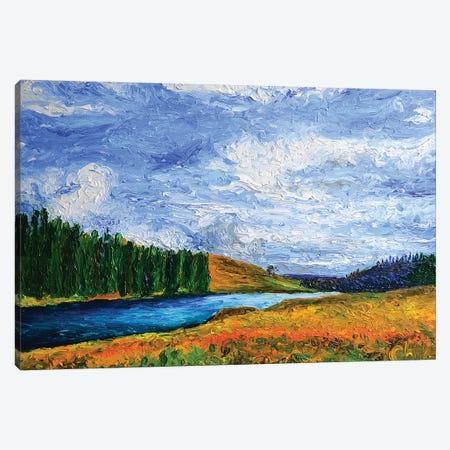 Gift To Gabrielle Canvas Print #CIR37} by Chiara Magni Canvas Art Print