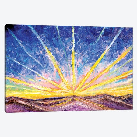 Glory Canvas Print #CIR39} by Chiara Magni Canvas Artwork