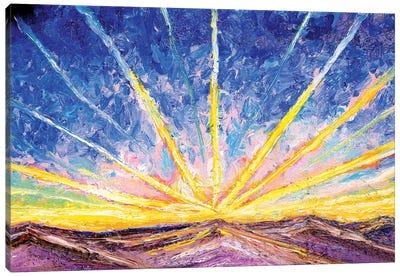 Glory Canvas Art Print