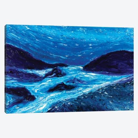 Glowing Waters Canvas Print #CIR40} by Chiara Magni Canvas Print