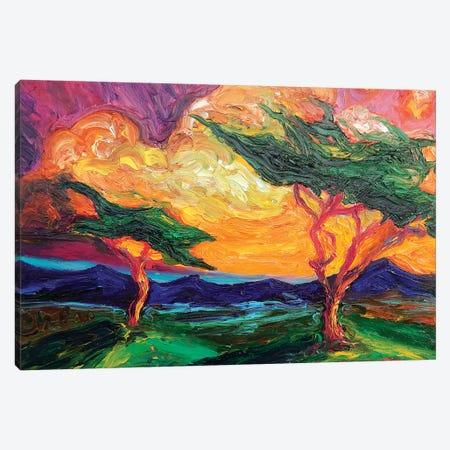 Africa Canvas Print #CIR4} by Chiara Magni Canvas Artwork
