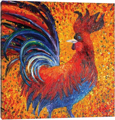 Latin Lover Canvas Art Print