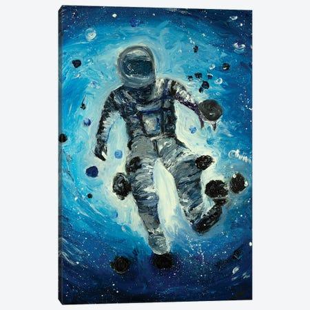 Lone Ranger Canvas Print #CIR57} by Chiara Magni Canvas Art Print