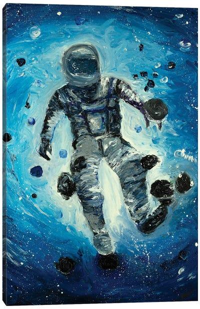 Lone Ranger Canvas Art Print