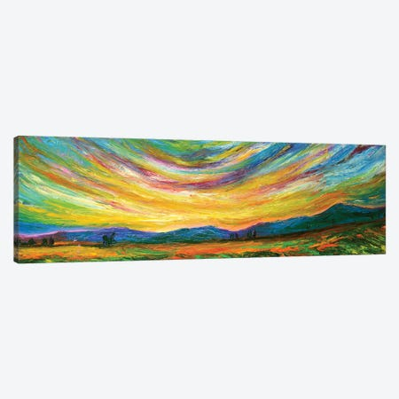 Long View Canvas Print #CIR58} by Chiara Magni Canvas Artwork