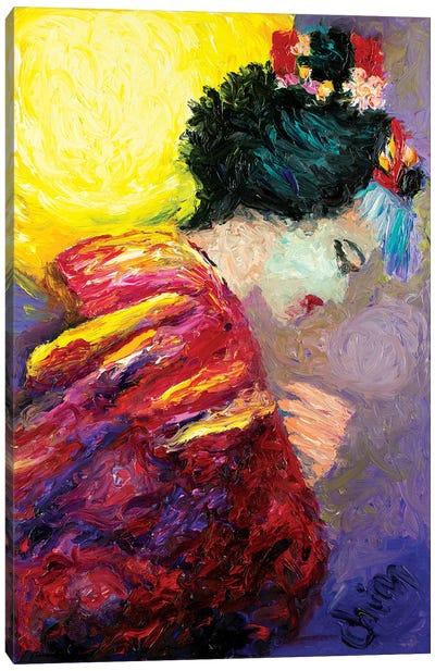 Meditation Canvas Art Print
