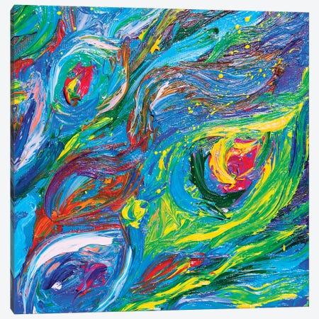 Pluma Canvas Print #CIR69} by Chiara Magni Canvas Print