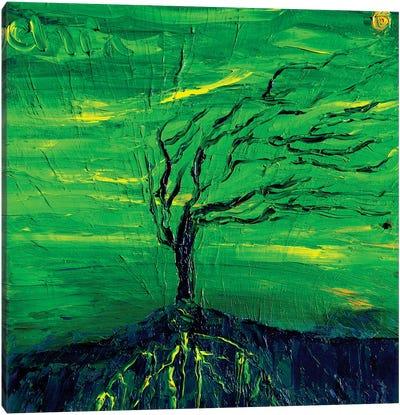 Pollution Canvas Art Print
