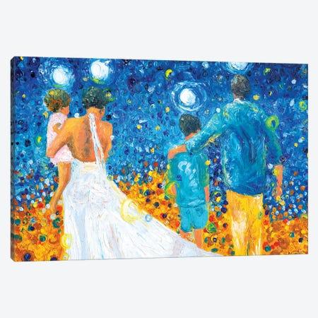 Our Corner Of Paradise Canvas Print #CIR90} by Chiara Magni Canvas Art