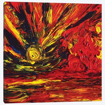 Rays Canvas Print #CIR91} by Chiara Magni Canvas Art